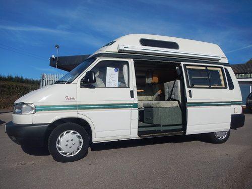 Autosleeper Topaz for sale in Devon