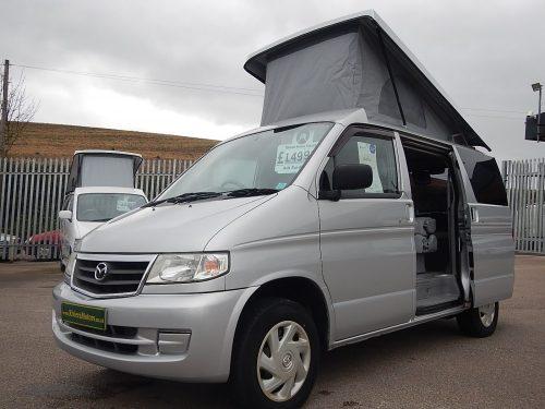 Mazda Bongo Campervan for sale in Devon