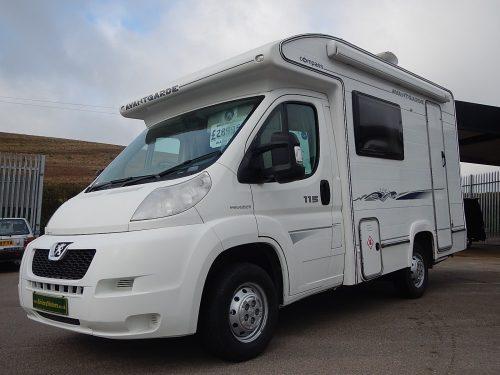 Compass Avantgarde 115 Motorhome for sale in Devon