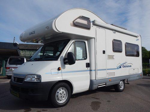 Ace Motorhome for sale in Devon