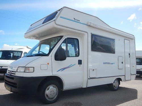 Motorhome for sale in Devon