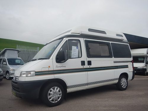 Autosleeper Symphony Campervan For Sale in Devon