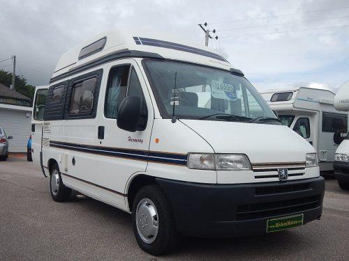 Autosleeper Harmony Campervan For Sale