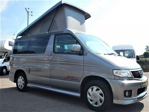 Mazda Bongo Campervan -Just 35,000 miles