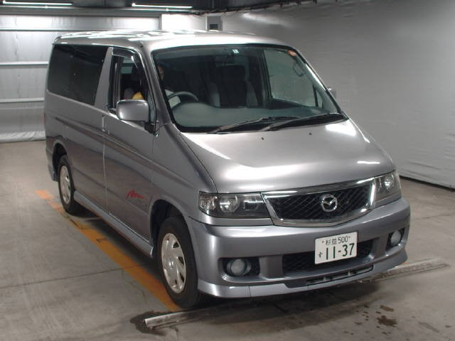 2006 Mazda Bongo Camper Conversion