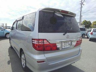2008 Toyota Alphard Campervan. Just 48,400 miles