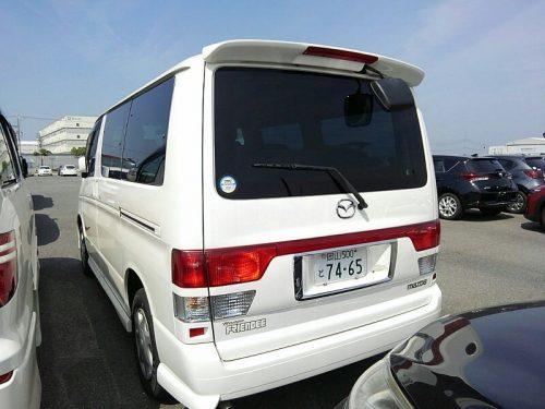 2000 Mazda Bongo Camper Conversion