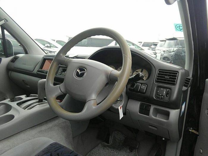 Mazda Bongo New Camper Conversion