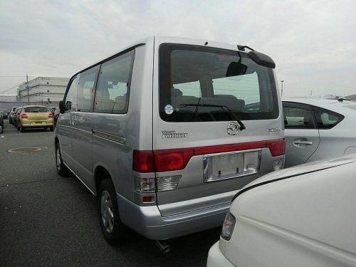 Mazda Bongo Camper Just 15,000 miles