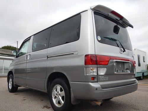 Mazda Bongo Camper Conversion -Just arrived from Japan