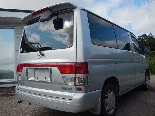 Mazda Bongo Camper Conversion. Just arrived
