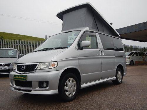 2005 Mazda Bongo Campervan