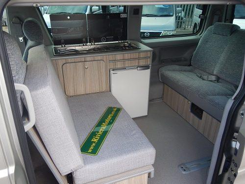 Mazda Bongo Campervan- Just 61,000 miles