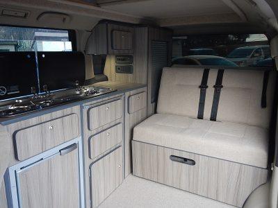 Toyota Alphard  The VW Transporter Campervan alternative