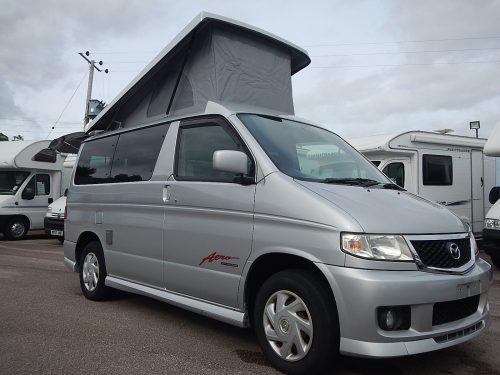 Mazda Bongo with Side Camper Conversion