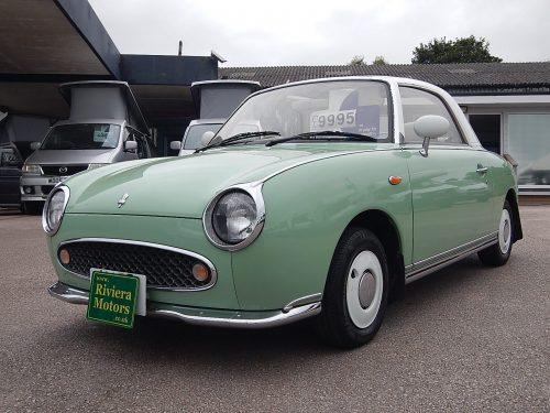 Nissan Figaro's