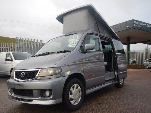 Mazda Bongo Campervan - Rivieramotors.co.uk