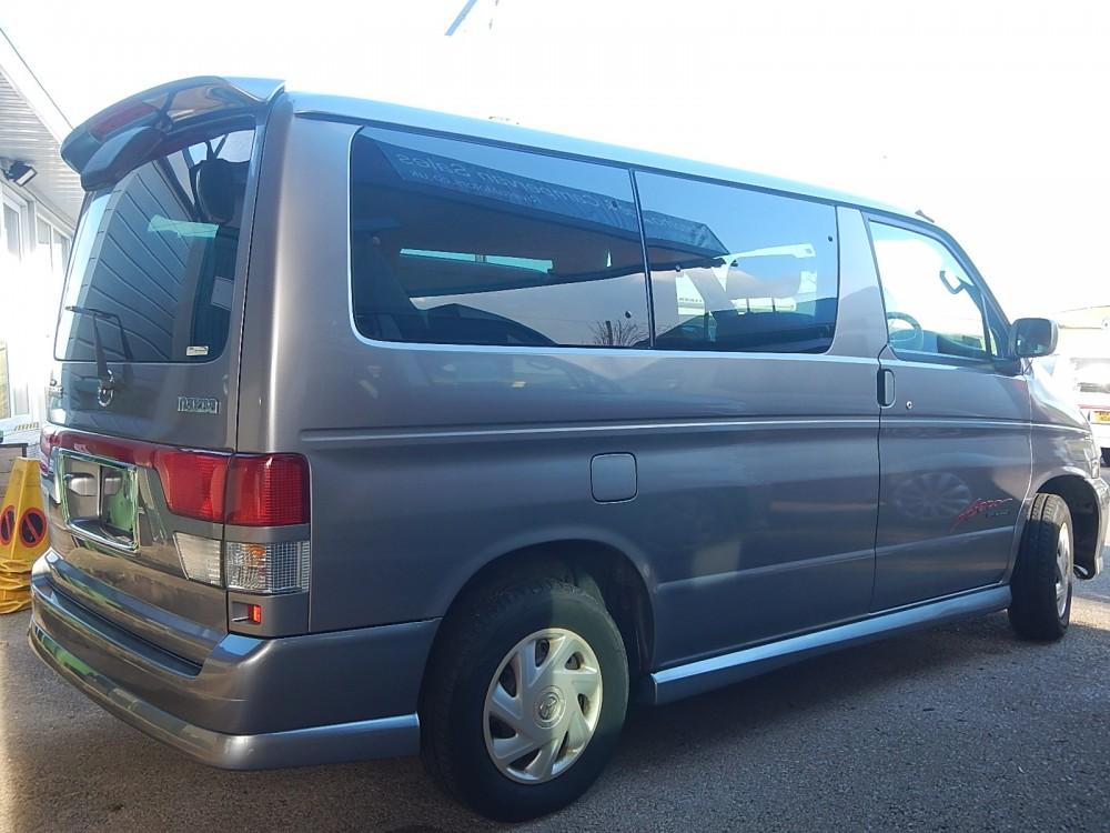 Mazda Bongo Campervan - Just 35,000 miles