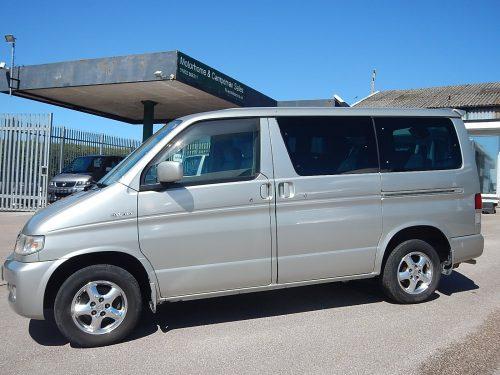 Mazda Bongo-Undergoing Conversion