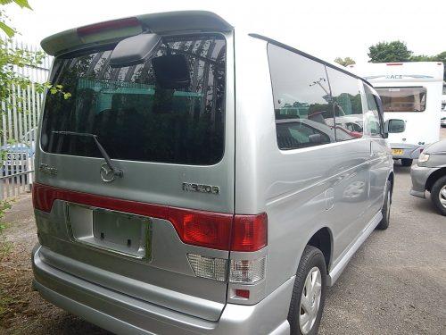 2005 Mazda Bongo Campervan -Awaiting Conversion