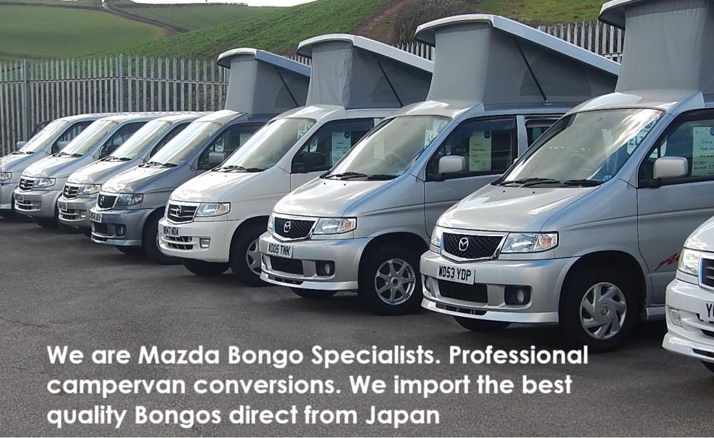 Mazda Bongo Campervan Specialists